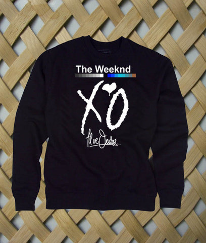 XO The Weekend of Sweatshirt