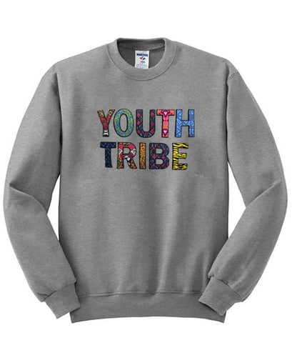 Youth Tribe sweatshirt