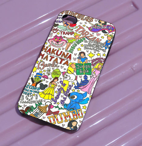 all disney princess 024 of iPhone case,Samsung Galaxy