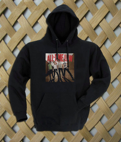 all time low band Hoodie