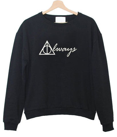 always harry potter sweatshirt