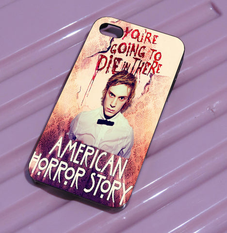 american horror story you're going to die 4 of iPhone case,Samsung Galaxy