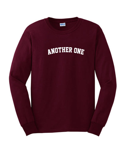 another one sweatshirt