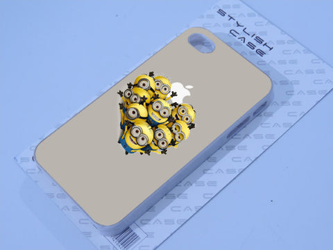 apple logo minion iphone case Phone case iPhone case Samsung Galaxy Case