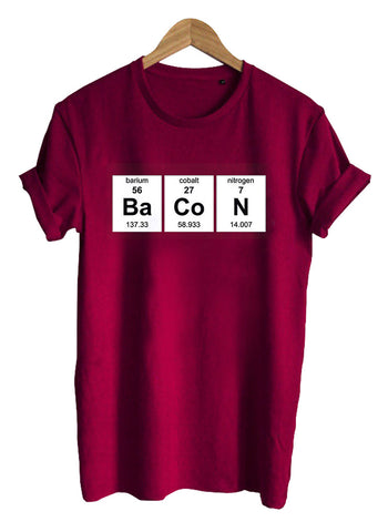 bacon  T shirt