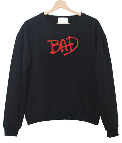 bad sweetshirt