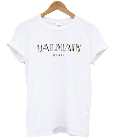balmain paris T shirt