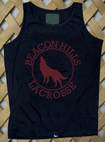 Beacon Hill Lacrosse tanktop