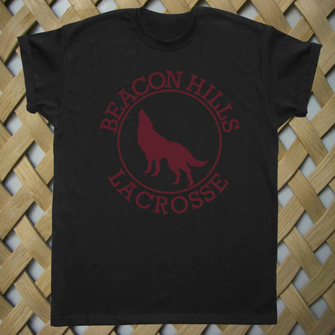 Beacon Hill Lacrosse of 1.T Shirt