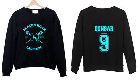 beacon hills two side sweatshirt