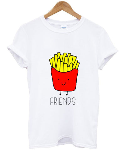 bff friend fries