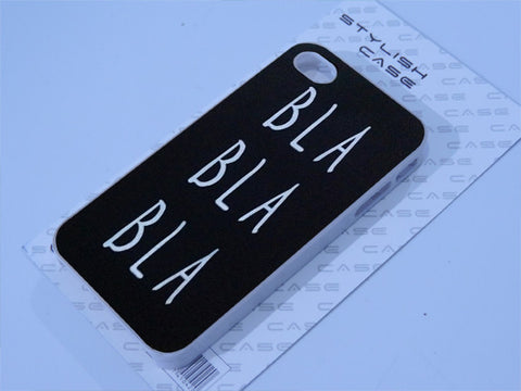 bla bla bla iphone case Samsung Galaxy Case