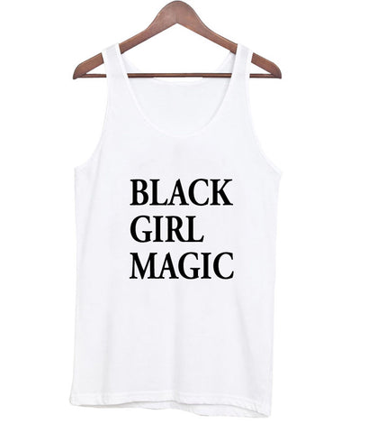 black girl magic Tank Top