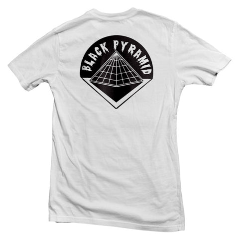 black pyramid tshirt back