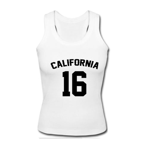 california 16 tanktop
