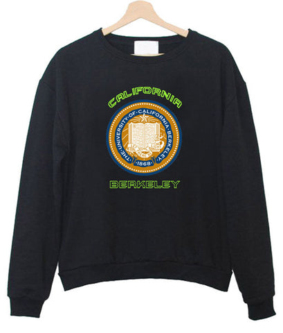 california berkeley sweatshirt