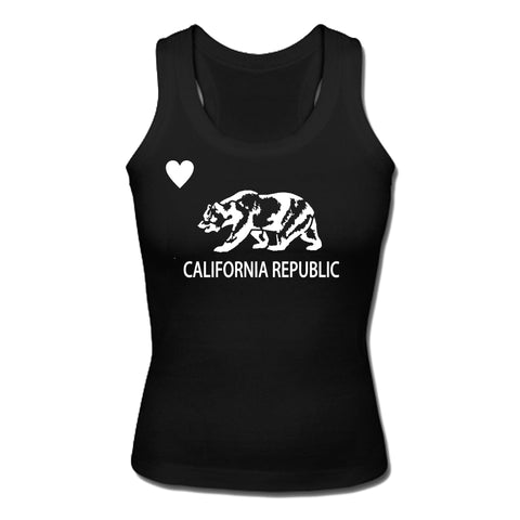 california republic tanktop