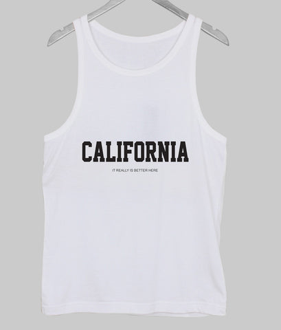 california tanktop