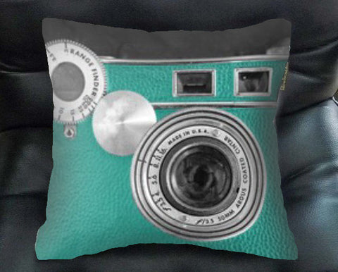 camera pillow cases
