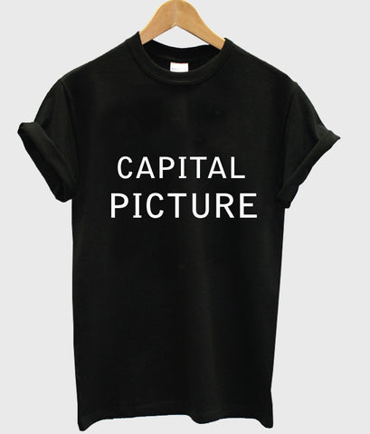 capital tshirt
