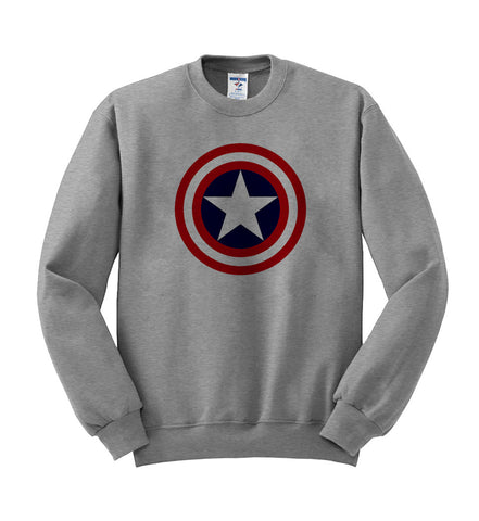 captain america switer