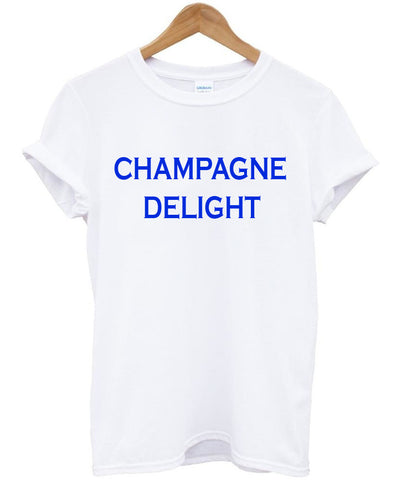 champagne delight tshirt