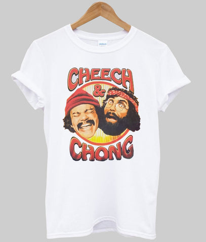 cheech and chong T shirt