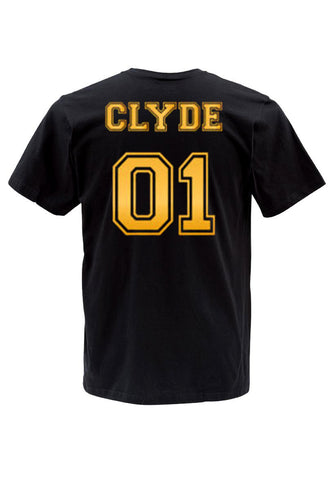 clyde 01 T shirt back