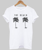 coconut tree tshirt
