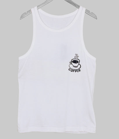 coffee  tanktop
