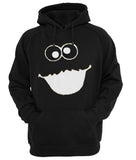 cookie monster  hoodie