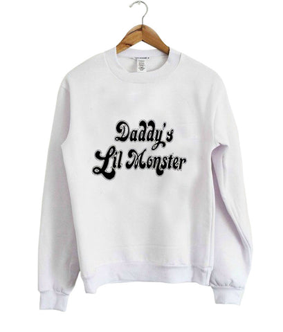 daddy's sweatshirt