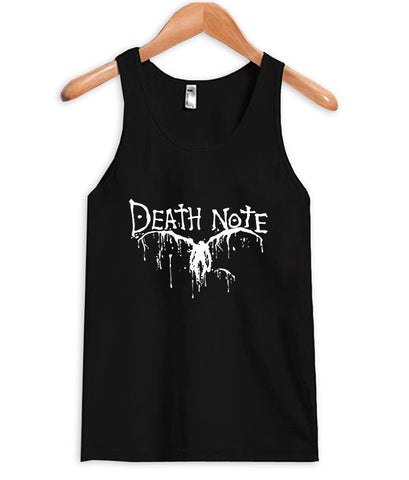 death note tenktop black