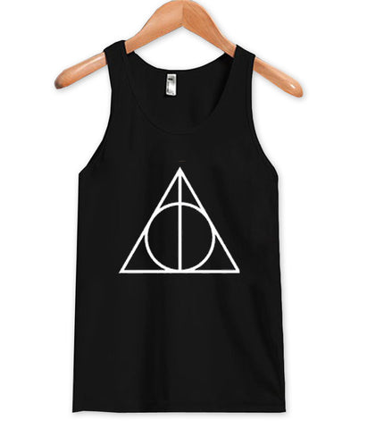 deathly hallows tanktop