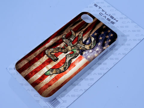 deer camo browning Phone case iPhone case Samsung Galaxy Case
