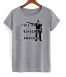 democracy anymore T shirt