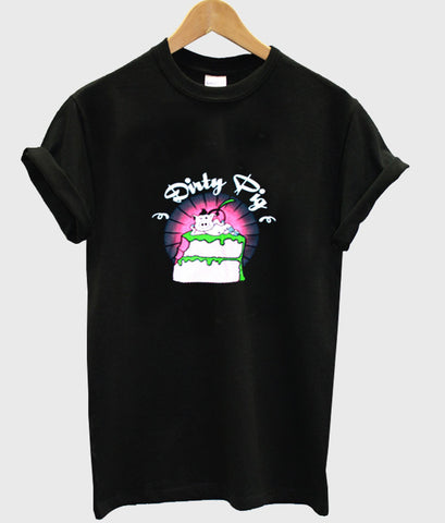 dirty pig tshirt
