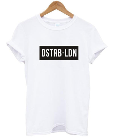 disturbing london tshirt