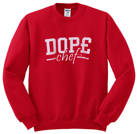 dope chef sweatshirt