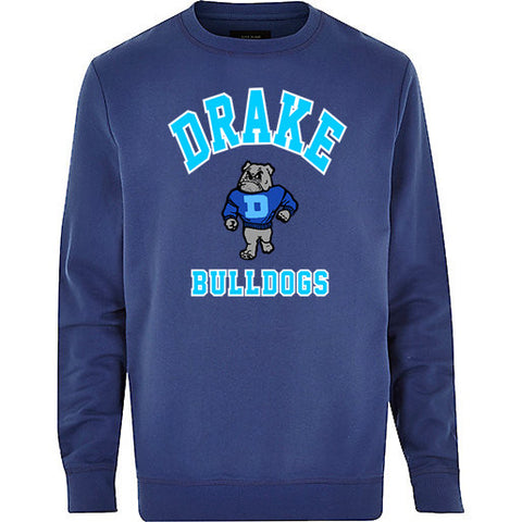 drake bulldogs switer