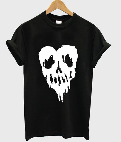 drop dead logo T shirt