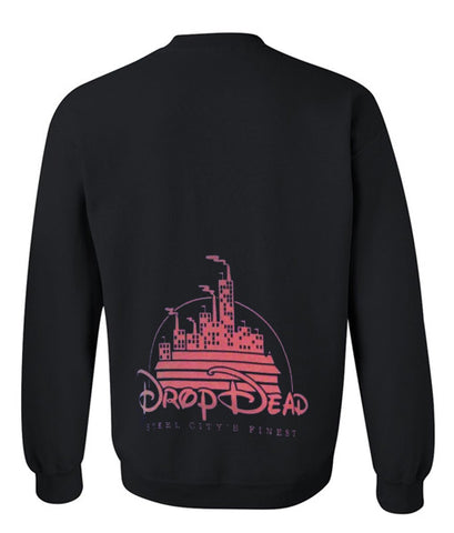 drop dead sweatshirt