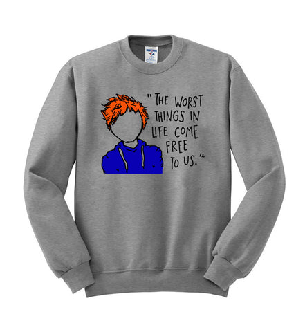 ed sheeran sweatshirt