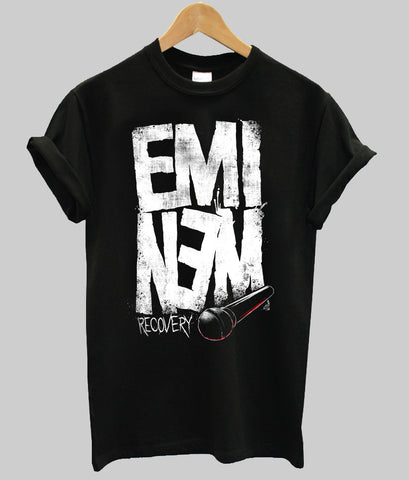 eminem recovery T shirt