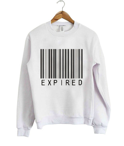expired sweatshirt