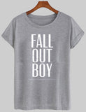 fall out boy T shirt