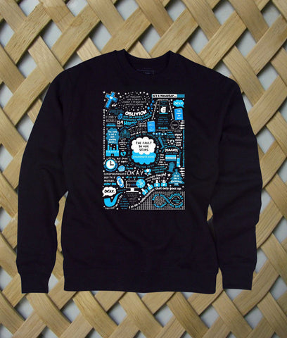 fault in our stars sweatshirt