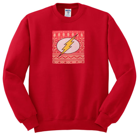 flash sweatshirt