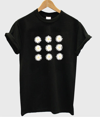 flowers daisy shirt