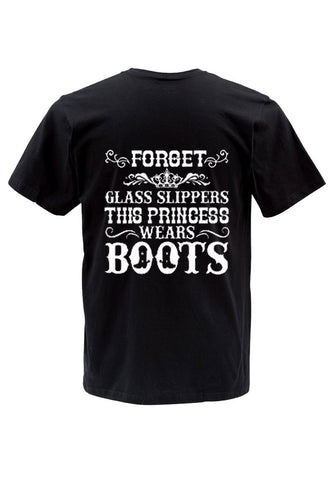 forget T shirt  BACK